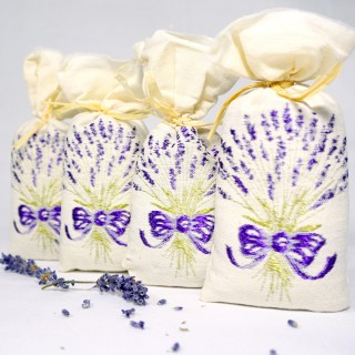 Organic lavender flower...