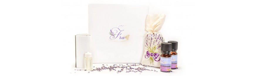 Lavender Gift Boxes and Gift Sets