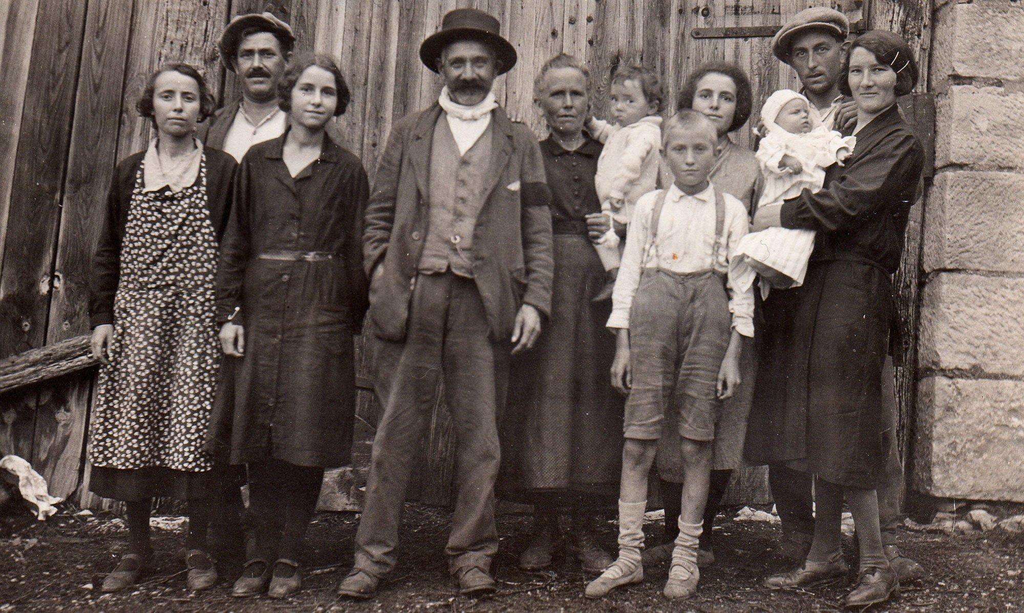 Famille Fra producteurs de lavande depuis 7 générations